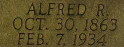 Alfred R Cash