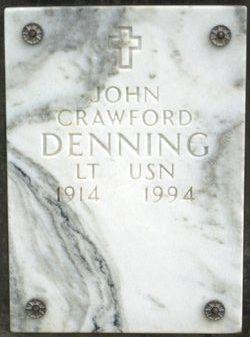John Crawford Denning
