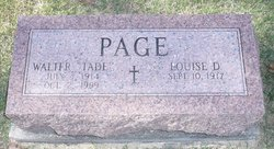 Louise D. Page