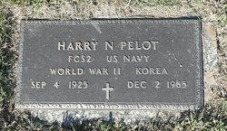 Harry Norman Pelot