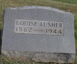 Louise Marie <I>LeSage</I> Lusher