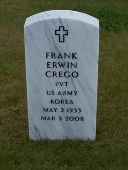 Frank Erwin Crego