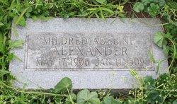 Mildred Adeline Alexander
