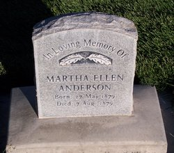 Martha Ellen Anderson