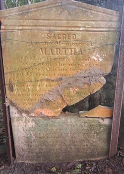 Martha <I>Dantzler</I> Rast