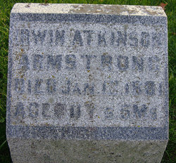Irwin Atkinson Armstrong