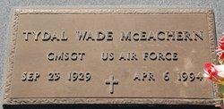 """Tydal Wade """"Mack"""" McEachern"""