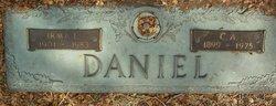 C A Daniel