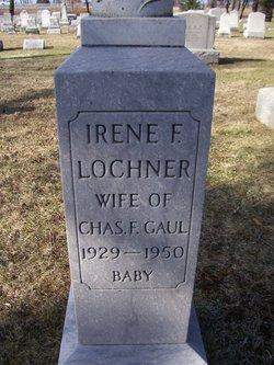 Irene Frances <I>Lochner</I> Gaul