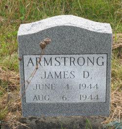 James D Armstrong