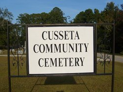 Cusseta Cemetery