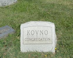 Kovna Congregation Cemetery