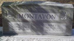 Mary Catherine <I>McKim</I> Montavon
