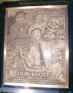 Don Knotts 1924 2006 Find A Grave Memorial