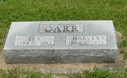 Iva Pearl <I>Ball</I> Carr