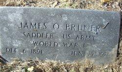 James Oliver Bruner