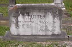 William A Trotter