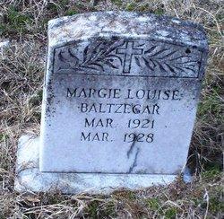 Margie Louise Baltzegar