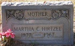 "Martha Caroline ""Carrie"" <I>Oglesby</I> Hirtzel"