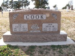 Neva M. Cook