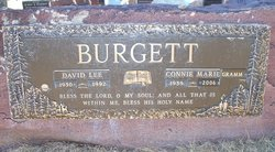 Connie Marie <I>Benchoff</I> Burgett