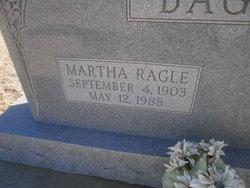 Martha Profitt <I>Ragle</I> Bagwell