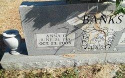 Anna O <I>Taylor</I> Banks