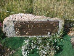 Helen Marie <I>Rogers</I> Holman