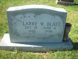 Larry W. Blatt