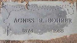 Mary Agnes <I>Robinson</I> Bohrer