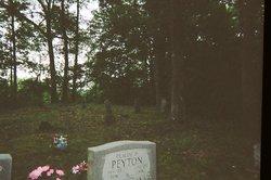 Peyton Hill Family Cemetery