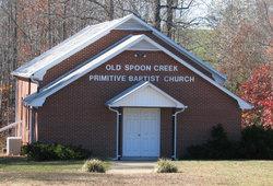 Old Spoon Creek Primitive Baptist Church Cemetery