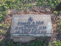 William Rufus Bost