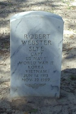 Robert Webster Slye