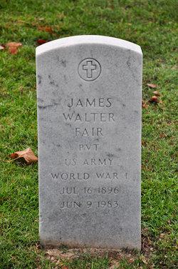 James Walter Fair