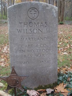 Thomas Wilson, II