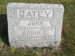John Catey