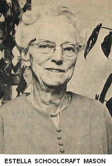 Estella O Mason