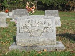 Arthur W Rosenberger Jr.