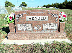 Bonnie Jean <I>Gritts</I> Arnold