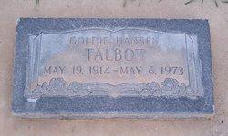 Goldie Hansen Talbot