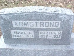 Isaac A. Armstrong