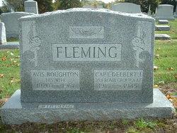 Capt Delbert J Fleming, Jr