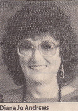 Diana Jo <I>Costello</I> Andrews
