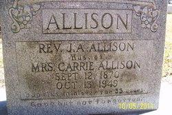 Rev John A. Allison