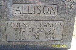 Lorene Allison