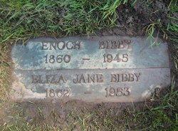 Eliza Jane <I>Stevens</I> Bibby