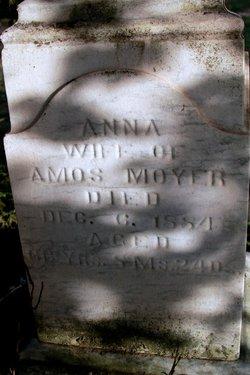 Anna <I>Boyer</I> Moyer