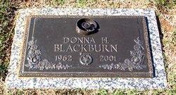 Donna Marie <I>Hargett</I> Blackburn
