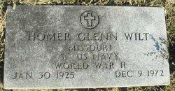 Homer Glenn Wilt